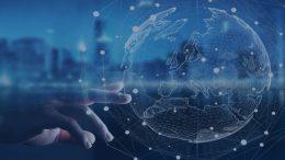 Storage-Infrastructure-Blockchain-Apps-Network-globe